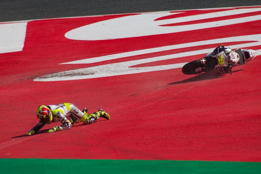 Alvaro Bautista, Gran Premi Monster Energy de Catalunya, © Ivan Jerez