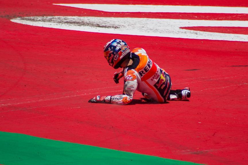 Marc Marquez, Gran Premi Monster Energy de Catalunya, © Ivan Jerez