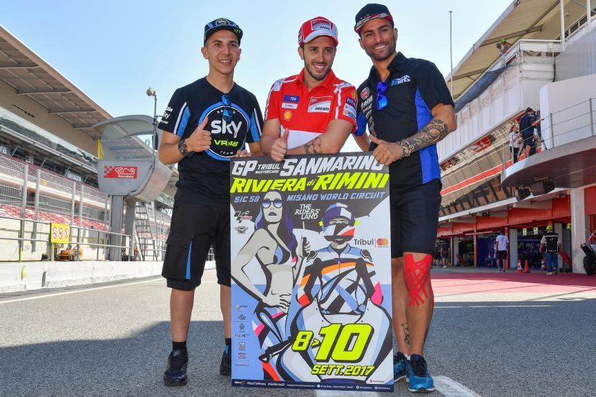 Poster San Marino