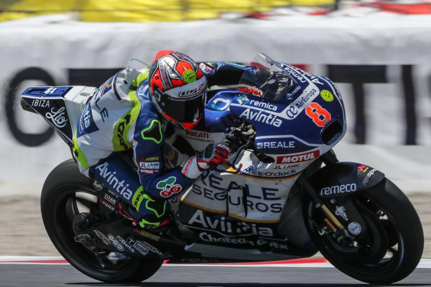 Hector Barbera, Reale Avintia Racing, Gran Premi Monster Energy de Catalunya