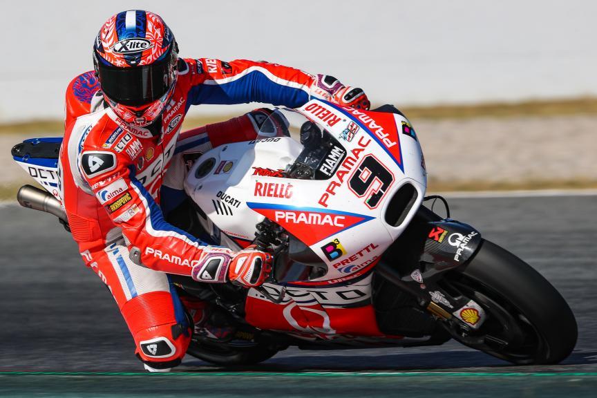 Danilo Petrucci, Octo Pramac Racing, Gran Premi Monster Energy de Catalunya