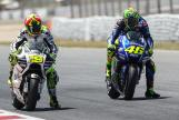 Alvaro Bautista, Valentino Rossi, Gran Premi Monster Energy de Catalunya