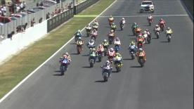 The full race session at the #CatalanGP of the Moto2™ World Championship.