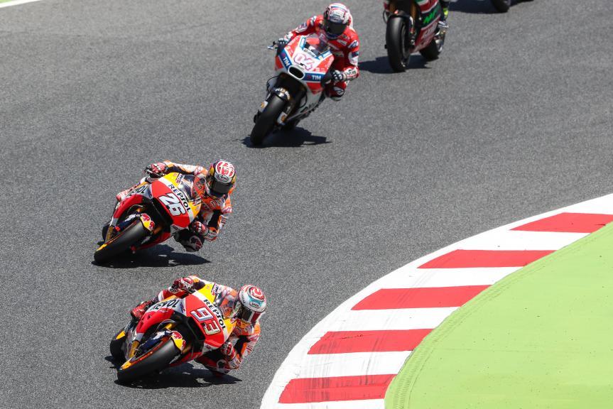 Marc Marquez, Dani Pedrosa, Repsol Honda Team, Gran Premi Monster Energy de Catalunya