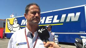 Michelin MotoGP™ Manager, Piero Taramasso, looks back at how Michelin tyres performed at the Spanish circuit.