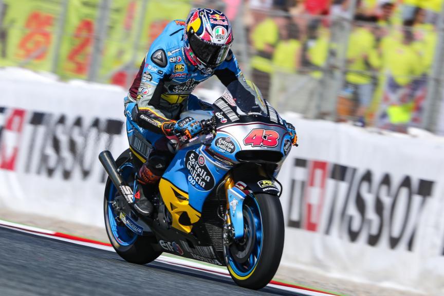 Jack Miller, EG 0,0 Marc VDS, Gran Premi Monster Energy de Catalunya
