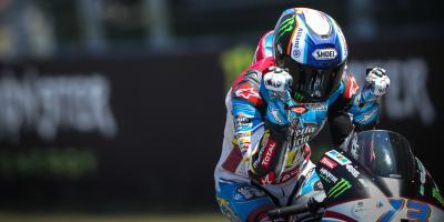 Sprint y victoria para Márquez en el #CatalanGP