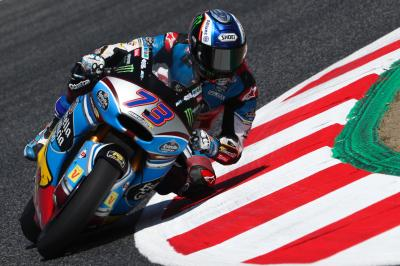 Moto2™: Warm Up and Sunday Guide
