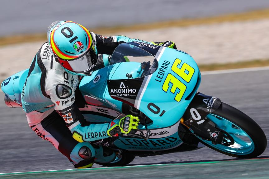 Joan Mir, Leopard Racing, Gran Premi Monster Energy de Catalunya