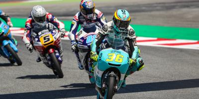 Mir: the master of Moto3™ strikes again in Montmelo