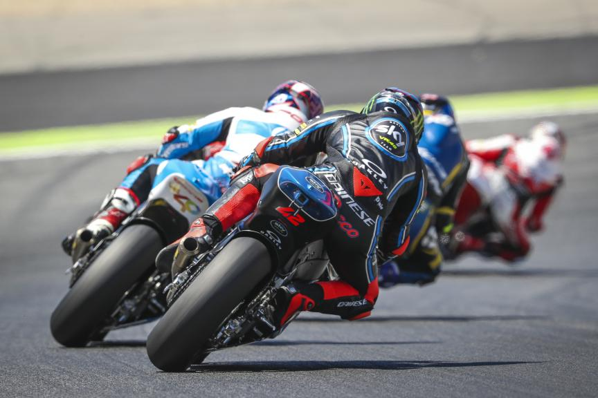 Moto2, Gran Premi Monster Energy de Catalunya