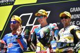 Alex Marquez, Mattia Pasini, Thomas Luthi, Gran Premi Monster Energy de Catalunya