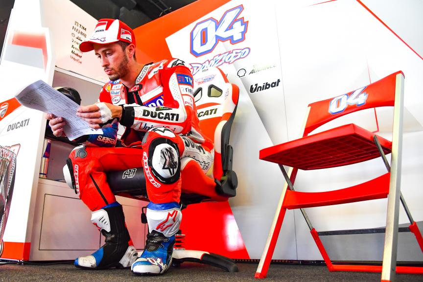 Andrea Dovizioso, Ducati Team, Gran Premi Monster Energy de Catalunya