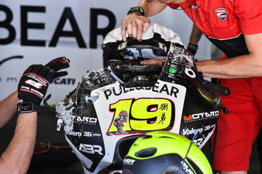 Alvaro Bautista, Pull&Bear Aspar Team, Gran Premi Monster Energy de Catalunya