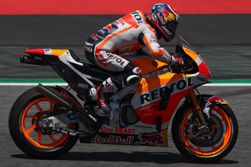 Dani Pedrosa, Repsol Honda Team, Catalunya MotoGP Official Test