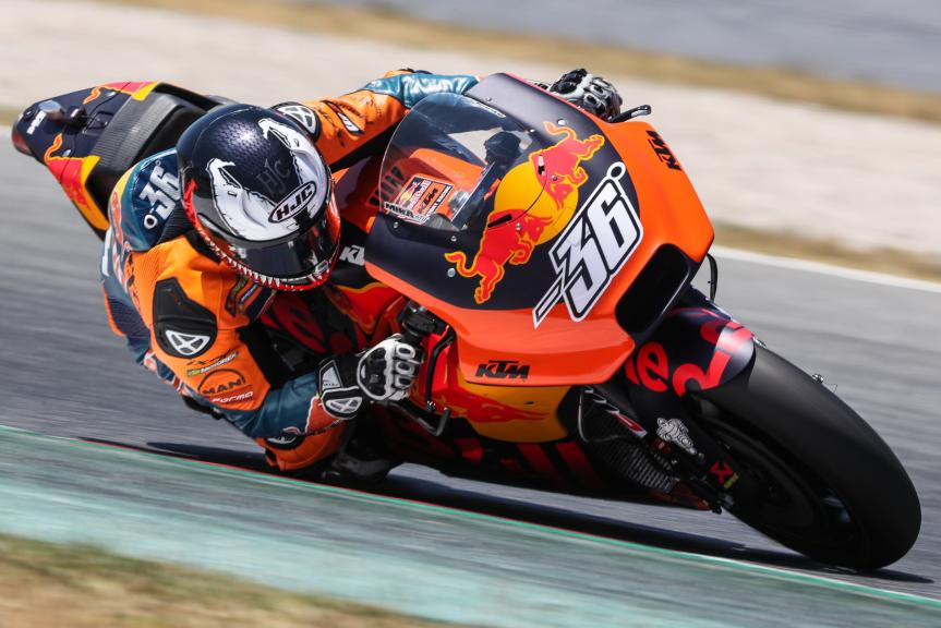 Mika Kallio, Red Bull KTM Factory Racing, Catalunya MotoGP Oficial Test