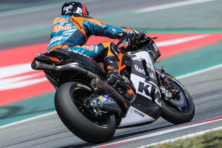 Mika Kallio, Red Bull KTM Factory Racing, Catalunya MotoGP Official Test