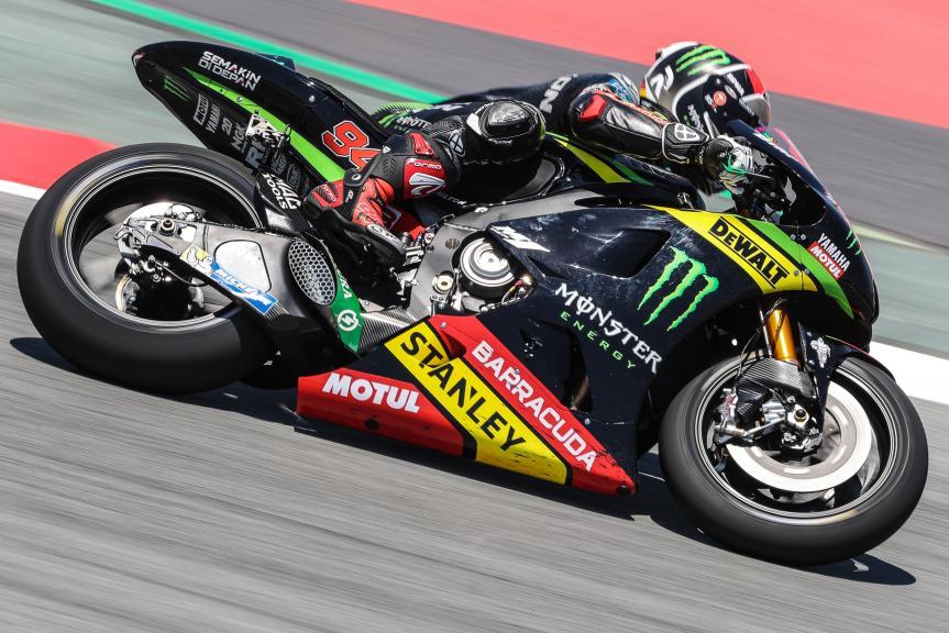 Jonas Folger, Monster Yamaha Tech 3, Catalunya MotoGP Official Test