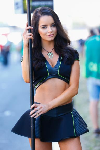 Paddock Girls, Gran Premi Monster Energy de Catalunya