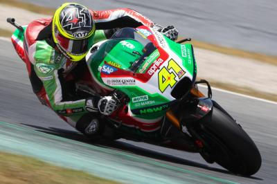 "Aleix Espargaro: ""We had the pace for the top five"""