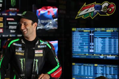 """Zarco: """"I was waiting for the hotter conditions"""""""