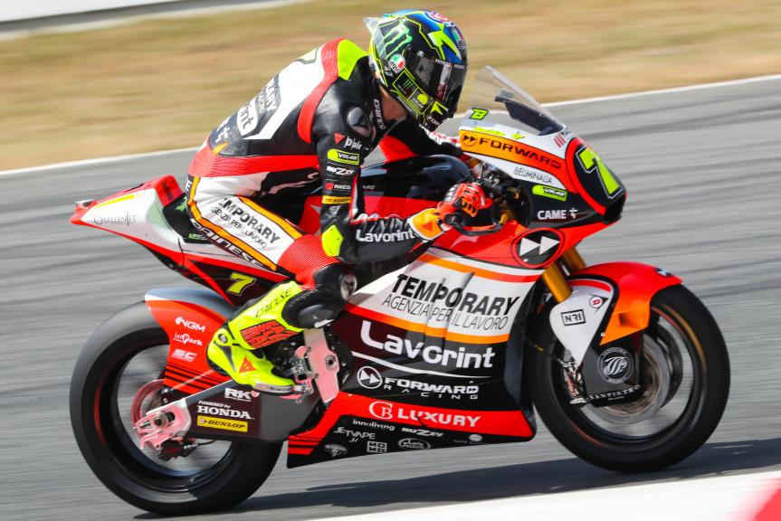 Lorenzo Baldassari, Forward Racing Team