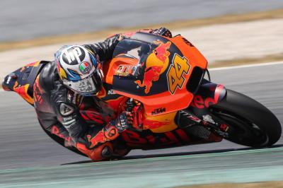 "Pol Espargaro: ""We struggled here more than we expected"""