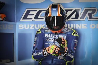 "Rins: ""I hope I can be in Assen"""