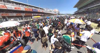 Video gratuito: vista 360 en la salida de MotoGP™