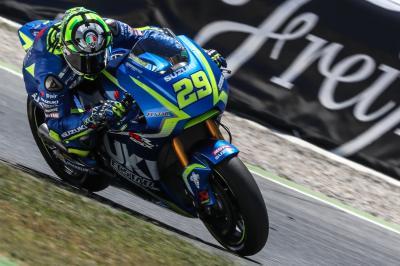 Iannone: «Une course en-dessous de nos attentes»
