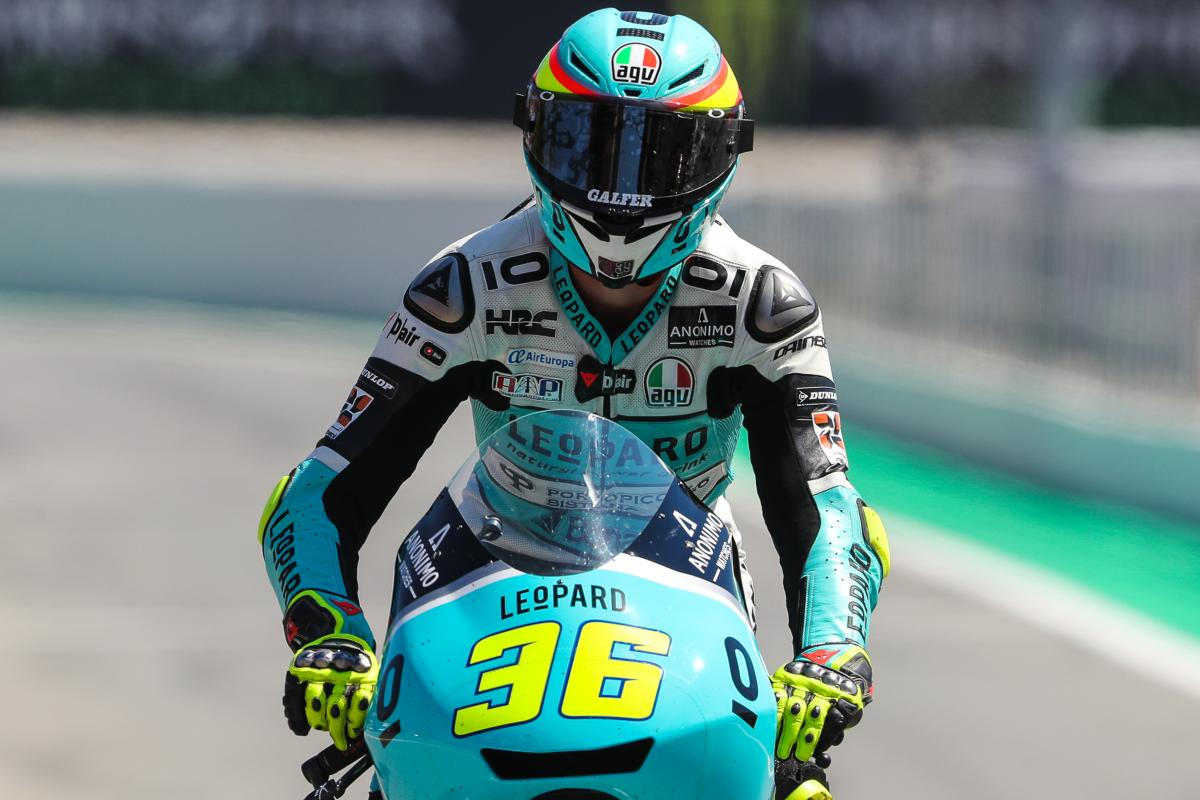 "Lundberg: ""Mir has shown his opponents they have to push"" 