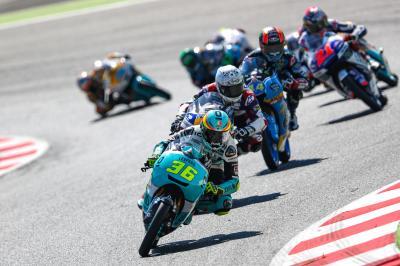 Moto3™: Nun gilt es Mir zu stoppen