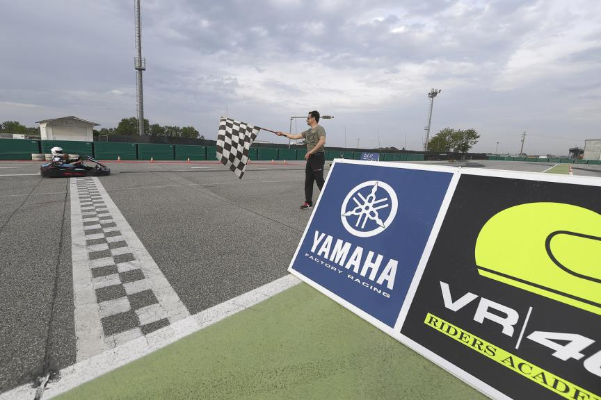 2017 Yamaha VR46 Master Camp