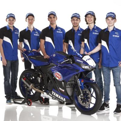 Yamaha announces fourth VR46 Master Camp rider line-up