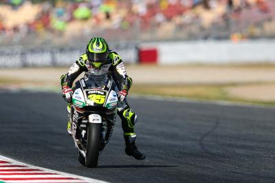 Crutchlow signs two year deal with HRC to remain at LCR