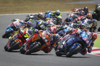 #DutchGP : Les statistiques du Moto2™ à Assen