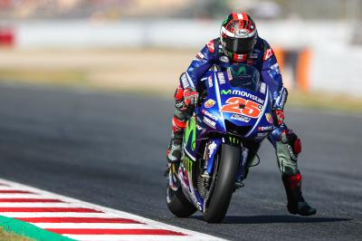 """Viñales: """"We arrive in Assen extra motivated"""""""