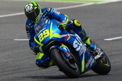 Iannone: 'I hope we can get back in the fight'