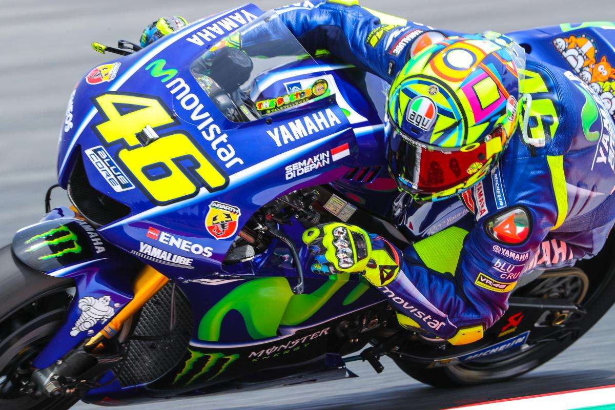 "Rossi: ""I hope to be competitive in Assen"" 