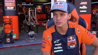 2017 Dutch TT - Interview with Bo Bendsneyder