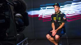 After a sensational start to his debut season in MotoGP™, taking over from Valentino Rossi would be a dream for Johann Zarco