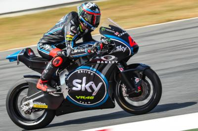 Bagnaia to remain at Sky Racing Team VR46 in 2018