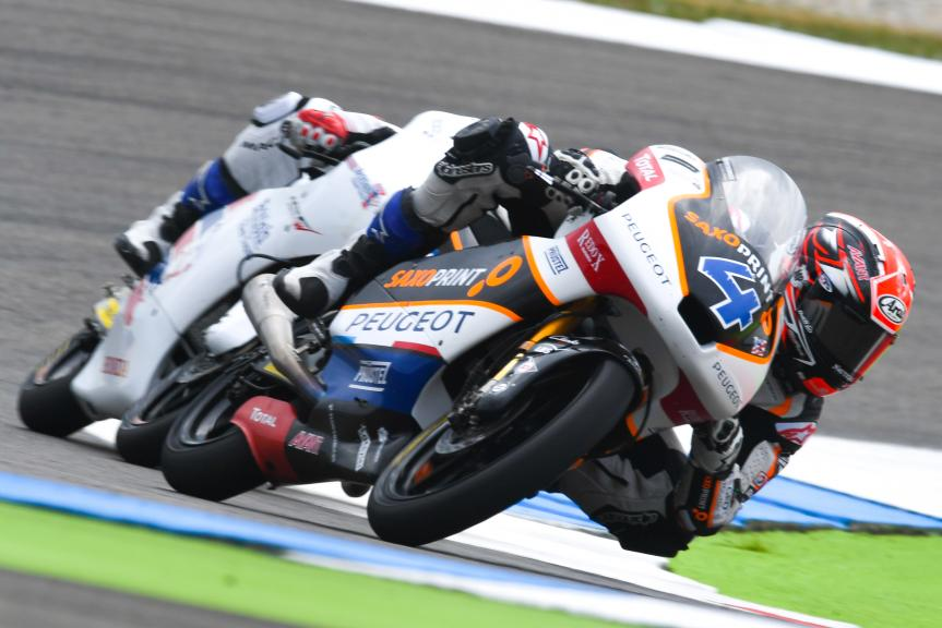 Patrik Pulkkinen, Peugeot MC Saxoprint, John Mcphee, British Talent Team, Motul TT Assen