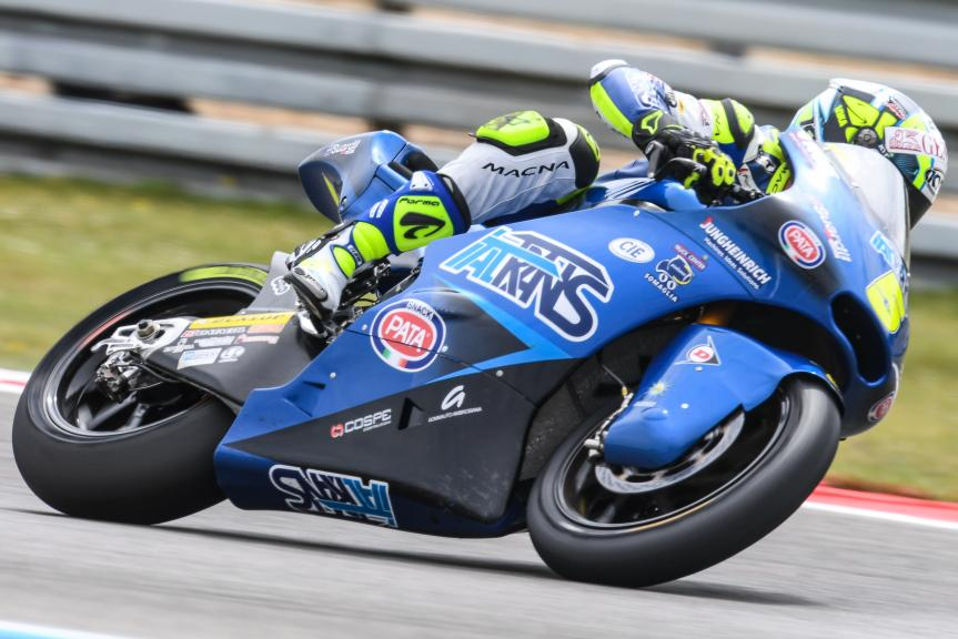 Andrea Locatelli, Italtrans Racing Team, Motul TT Assen
