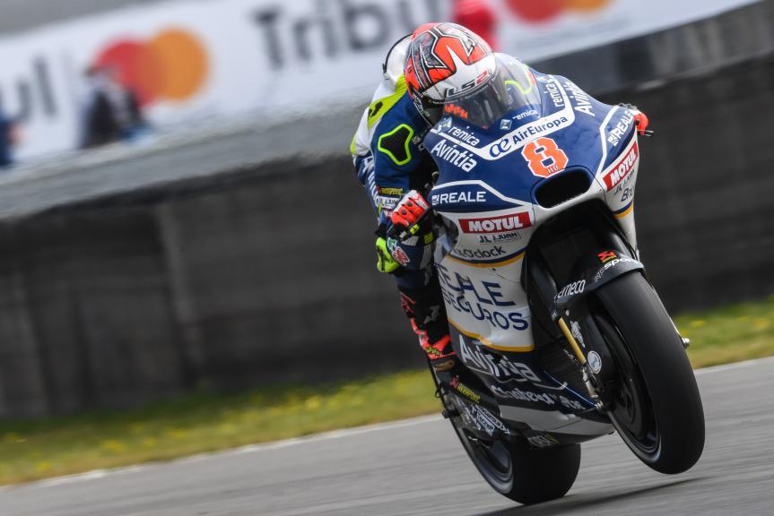 Hector Barbera, Reale Avintia Racing, Motul TT Assen