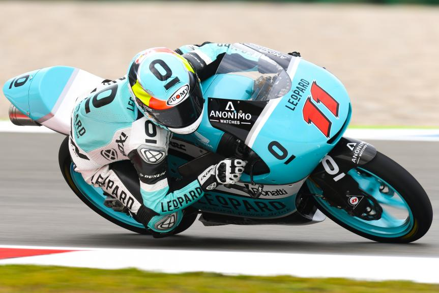 Livio Loi, Leopard Racing, Motul TT Assen