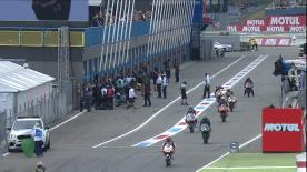 The second Free Practice session of the weekend in the Moto3™ World Championship at the #DutchGP.