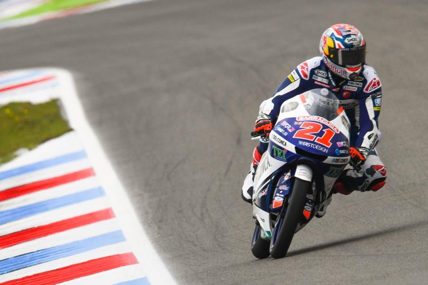 Fabio Di Giannantonio, Del Conca Gresini Moto3, Motul TT Assen