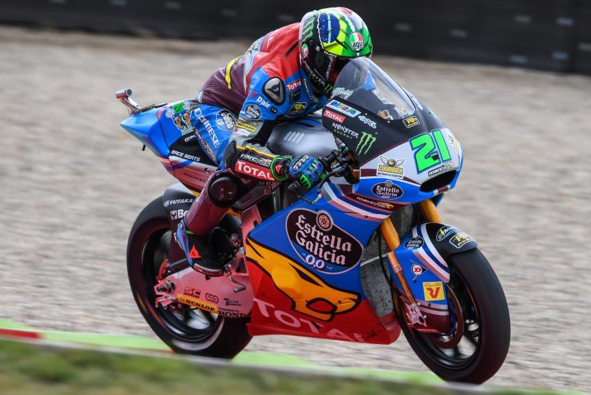 Franco Morbidelli, EG 0,0 Marc VDS, Motul TT Assen