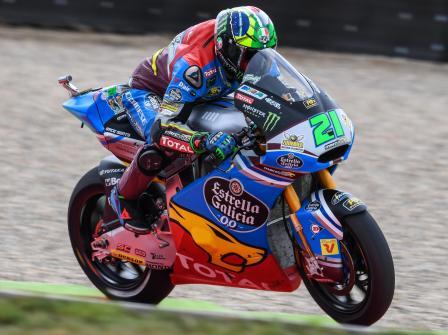 Moto2, Free Practice, Motul TT Assen